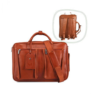 """rich result in google SERP while searching for """"leather briefcase"""""""