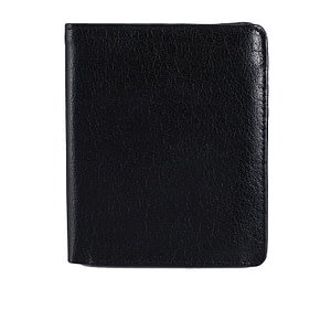 "rich result in google search of ""leather trifold wallet"""