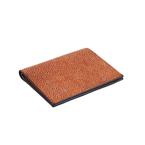 Stingray Embossed minimalist wallet